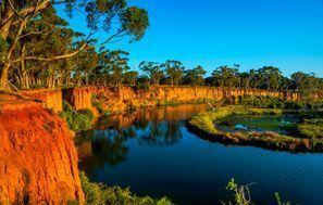 Коли под наем Уериби, Австралия