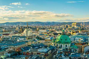 Коли под наем Виена, Австрия