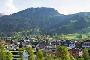Коли под наем Кицбюел, Австрия
