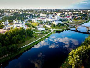 Коли под наем Витебск, Беларус