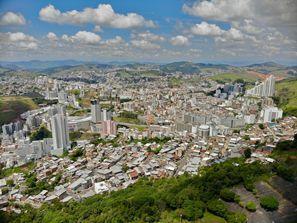 Коли под наем Жуиш де Фора, Бразилия