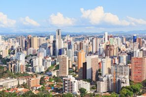 Коли под наем Куритиба, Бразилия