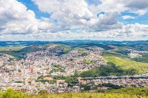 Коли под наем Посус ди Калдас, Бразилия