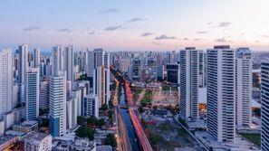 Коли под наем Ресифи, Бразилия