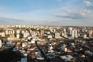 Коли под наем Уберландия, Бразилия