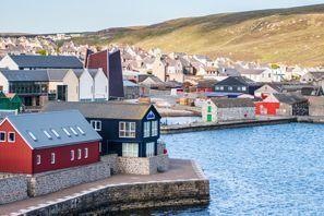 Коли под наем Шетландски острови, Обединено Кралство