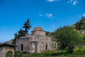 Коли под наем Есентепе, Севернокипърска турска република
