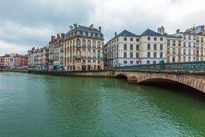 Коли под наем Байон, Франция