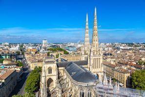 Коли под наем Бордо, Франция