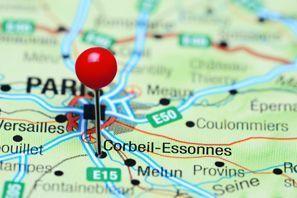 Коли под наем Корбей, Франция