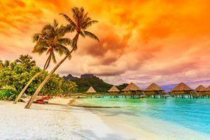 Коли под наем Бора Бора, Френска Полинезия