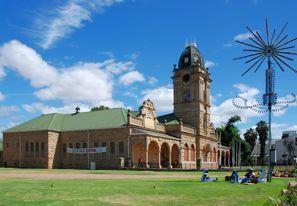 Коли под наем Умтата, Южна Африка