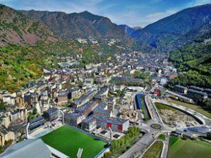 Alugar um carro em Andorra