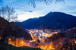 Aluguel de carros em Andorra La Vella, Andorra