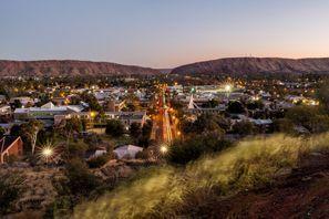 Aluguel de carros em Alice Springs, Austrália