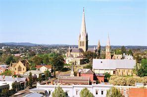 Aluguel de carros em Bendigo, Austrália