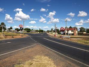 Aluguel de carros em Chinchilla, Austrália
