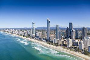 Aluguel de carros em Gold Coast, Austrália
