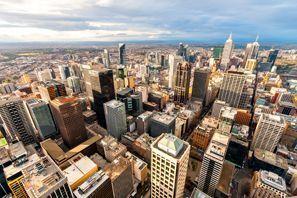 Aluguel de carros em Melbourne, Austrália