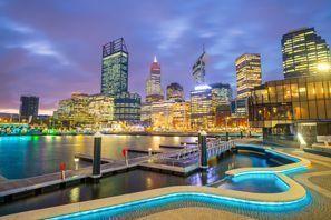Aluguel de carros em Perth, Austrália
