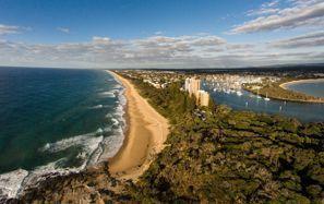 Aluguel de carros em Sunshine Coast, Austrália