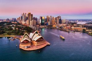 Aluguel de carros em Sydney, Austrália
