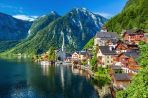 Alugar um carro em Áustria