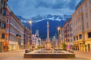 Aluguel de carros em Innsbruck, Áustria