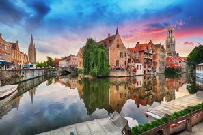 Aluguel de carros em Bruges, Bélgica
