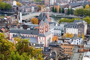 Aluguel de carros em Liège, Bélgica