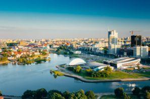 Alugar um carro em Bielorrússia