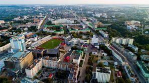 Aluguel de carros em Mogilev, Bielorrússia