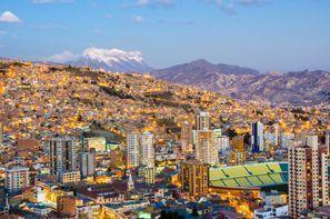 Aluguel de carros em La Paz, Bolívia