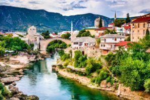 Alugar um carro em Bósnia
