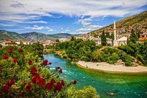 Aluguel de carros em Mostar, Bósnia