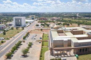 Aluguel de carros em Gaborone, Botswana