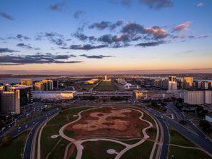 Aluguel de carros em Brasília, Brasil