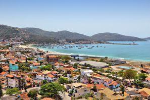 Aluguel de carros em Cabo Frio, Brasil