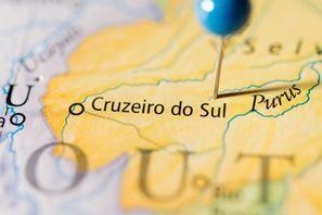 Aluguel de carros em Cruzeiro do Sul, Brasil