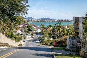 Aluguel de carros em Florianópolis, Brasil