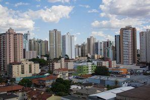 Aluguel de carros em Goiânia, Brasil