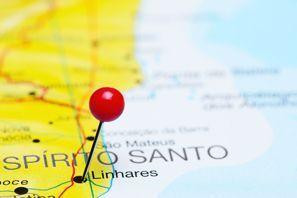 Aluguel de carros em Linhares, Brasil