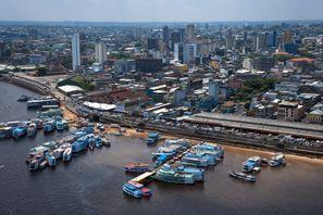 Aluguel de carros em Manaus, Brasil