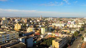 Aluguel de carros em Pelotas, Brasil