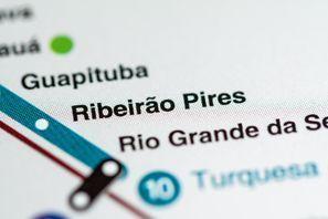 Aluguel de carros em Ribeirão Pires, Brasil