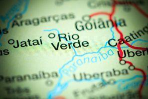 Aluguel de carros em Rio Verde, Brasil