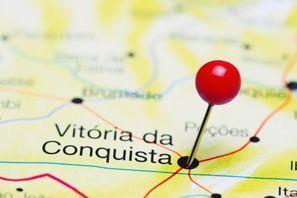Aluguel de carros em Vitória da Conquista, Brasil