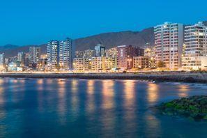 Aluguel de carros em Antofagasta, Chile