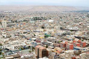 Aluguel de carros em Arica, Chile
