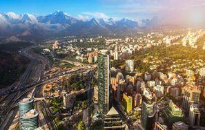 Aluguel de carros em Los Andes, Chile